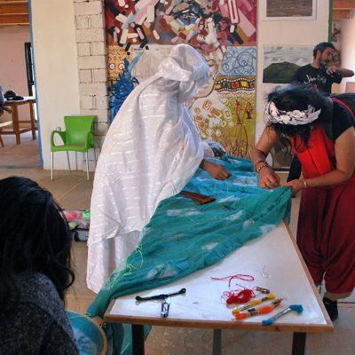 A.bordar el futuro, ARTifariti, 2016