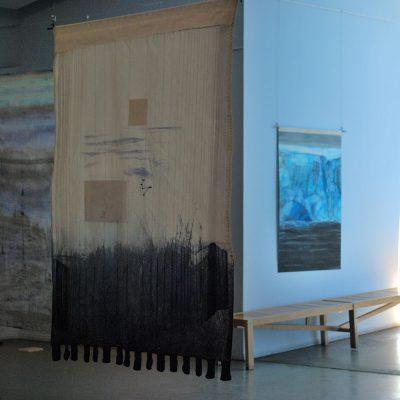 Primer paisaje, Glaciarium - Museo del Hielo, 2019